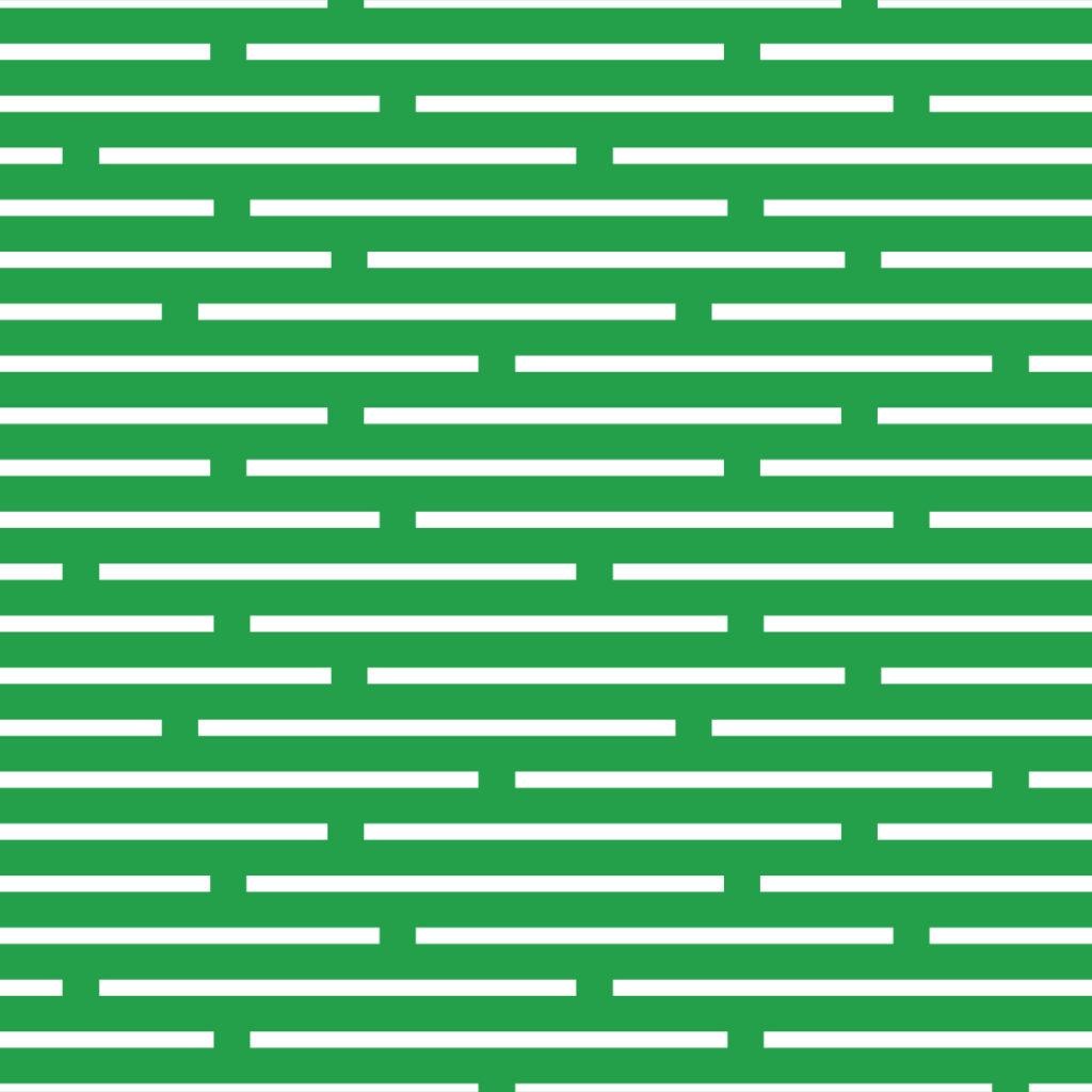 Needledrop brand pattern - lines