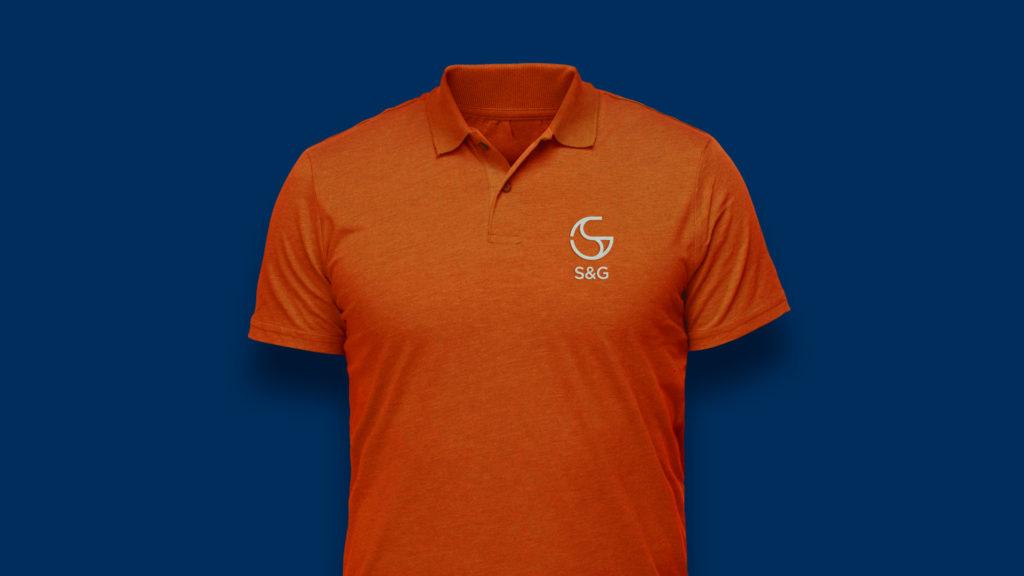 S&G Commodities shirt design