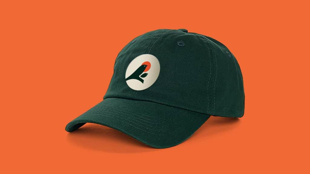 Image of a Kind Habits branded hat.