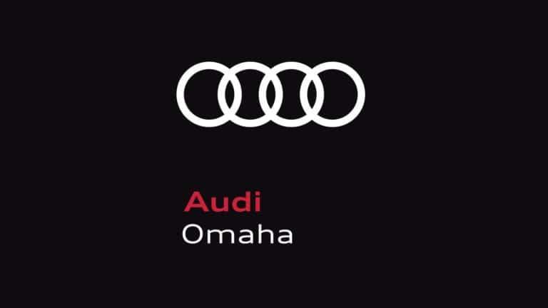 audi omaha logo image