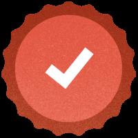 Brewery branding checklist bottle cap icon 2